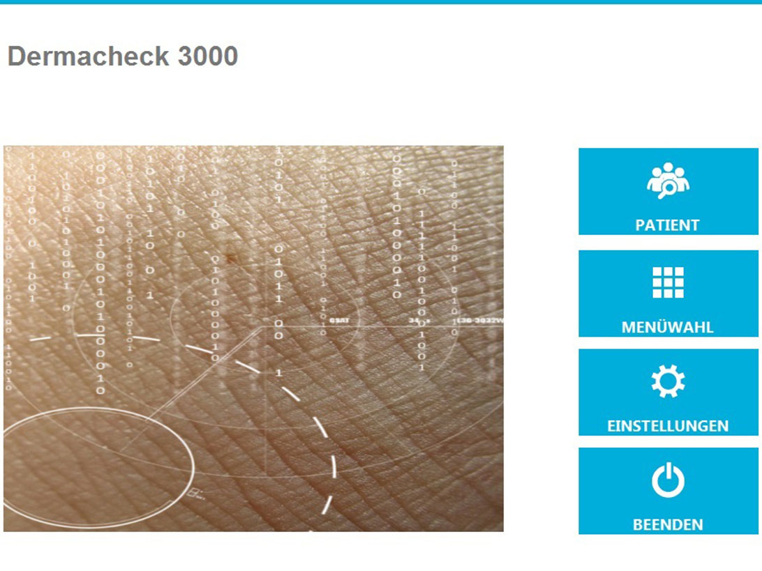 Software Dermacheck 3000