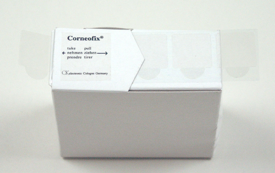 Corneofix dispenserer