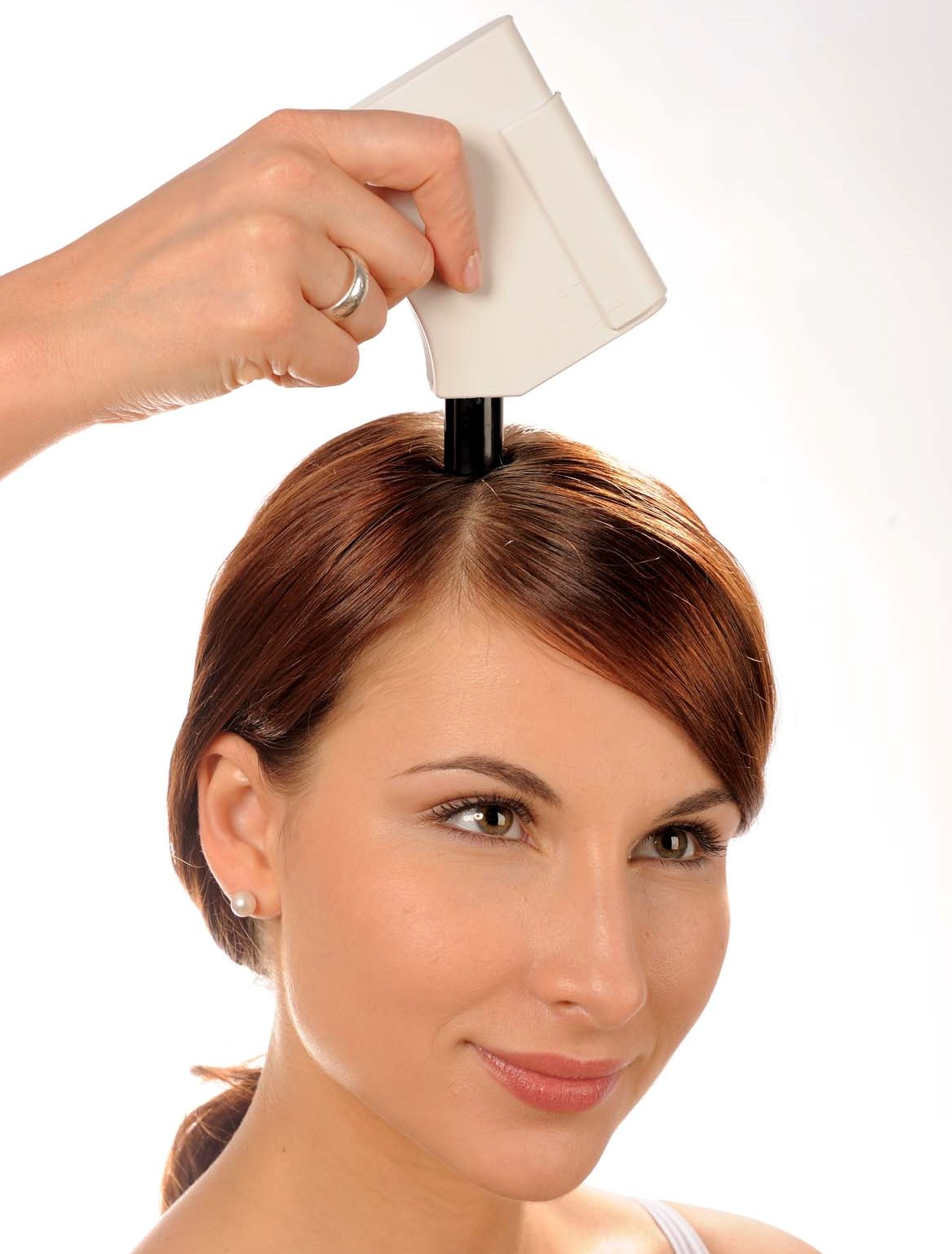 Sebumeter® can be used on hair and scalp